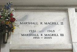 "Marshall Ray ""Mike"" Magrill, III"