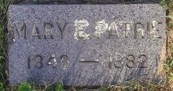 Mary E. Patrie
