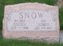 Bertha Snow
