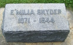 E'milia <I>Zimmerman</I> Snyder