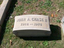 John Alexander Chase, II
