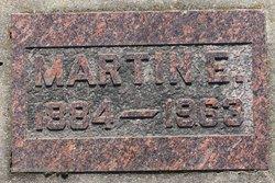 Martin E Lundquist