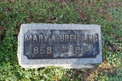 Mary A Breitling