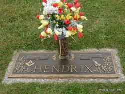 Gladys <I>Lockhart</I> Hendrix