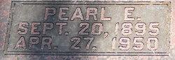 Pearl Elizabeth <I>Harman</I> Waddill
