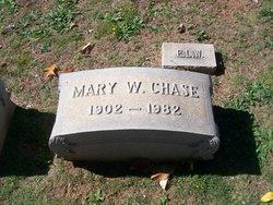 Mary <I>Wingfield</I> Chase