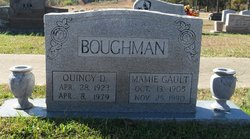 Mamie Jeanette <I>Gault</I> Boughman