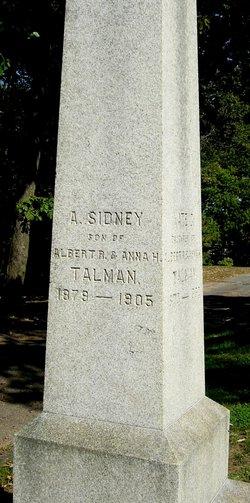 Albert Sidney Talman