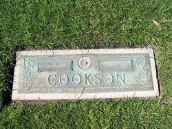 Lillie Gertrude <I>Tarbox</I> Cookson