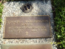 Eleanor L Worthington