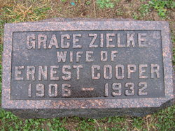 Grace <I>Sandstrom</I> Cooper