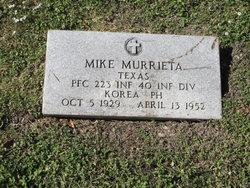 Mike Murrieta
