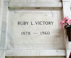 Ruby L. Victory