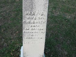 Mary G. <I>Locke</I> Smith
