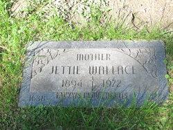 Jettie Wallace