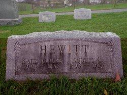 August C. Hewett
