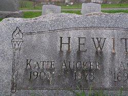 Katie <I>Aucker</I> Hewett
