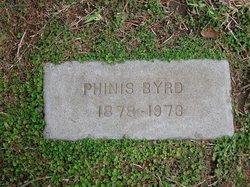 Phinis Byrd