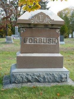 Harriet Augusta <I>Richardson</I> Forbush