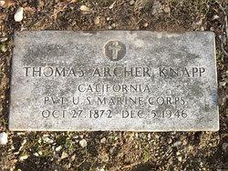 Thomas Archer Knapp
