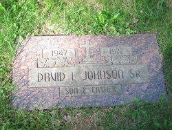 David L. Johnson, Sr