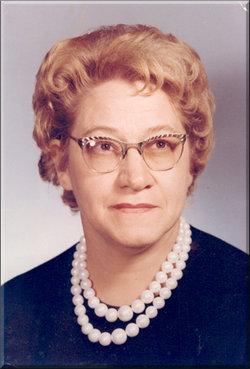 """Mary Elizabeth """"Betty"""" <I>Picton</I> Montgomery"""