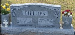 A J Phillips