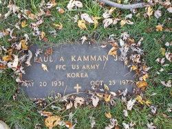 Paul August Kamman, Jr
