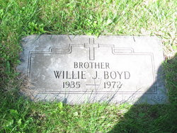 Willie J. Boyd