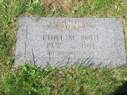 Ethel M. Roth