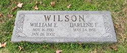 William E Wilson