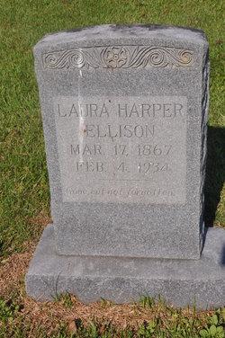 Laura <I>Harper</I> Ellison