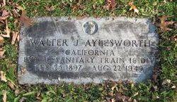Walter J. Aylesworth