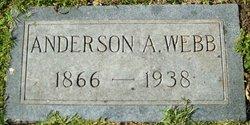 Anderson A Webb