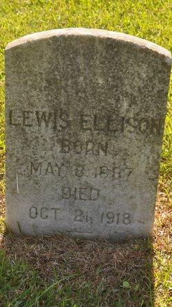 Lewis May Ellison