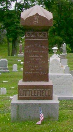 Julia A. Littlefield