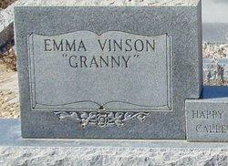 "Emma ""Granny"" Vinson"