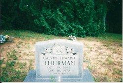 Calvin Edward Thurman