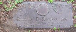 Ramon F Ramos, Sr