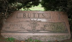 Lucille <I>Knight</I> Butts