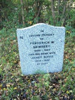 Frederick W Newbery