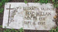 Elizabeth Valenty Mac Millan