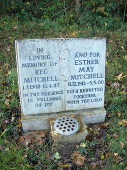 Esther May Mitchell