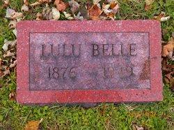 Lulu Belle <I>Murray</I> Emmett