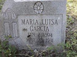 Maria Luisa Garcia