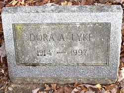 Dora Anne <I>Ferren</I> Lyke
