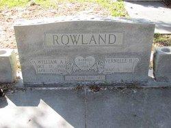 William A Rowland