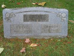 Graydon Foster Nevil, Sr