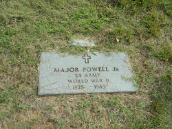 Major Powell, Jr