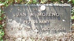 Juan M Moreno